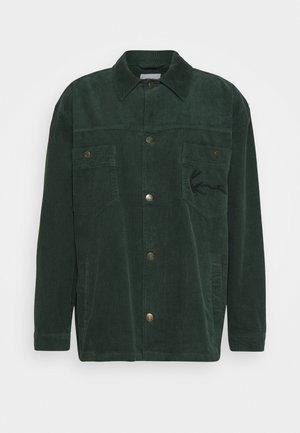 SIGNATURE JACKET - Summer jacket - green