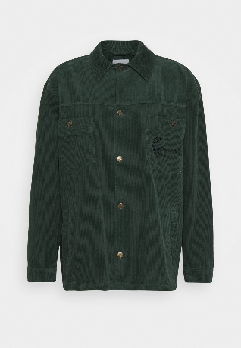 Karl Kani - SIGNATURE JACKET - Summer jacket - green