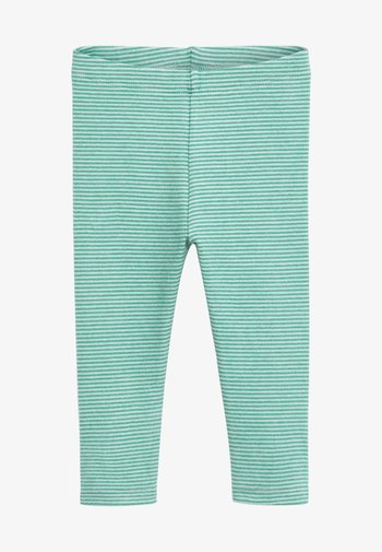 SOFT TOUCH - Leggings - Trousers - teal