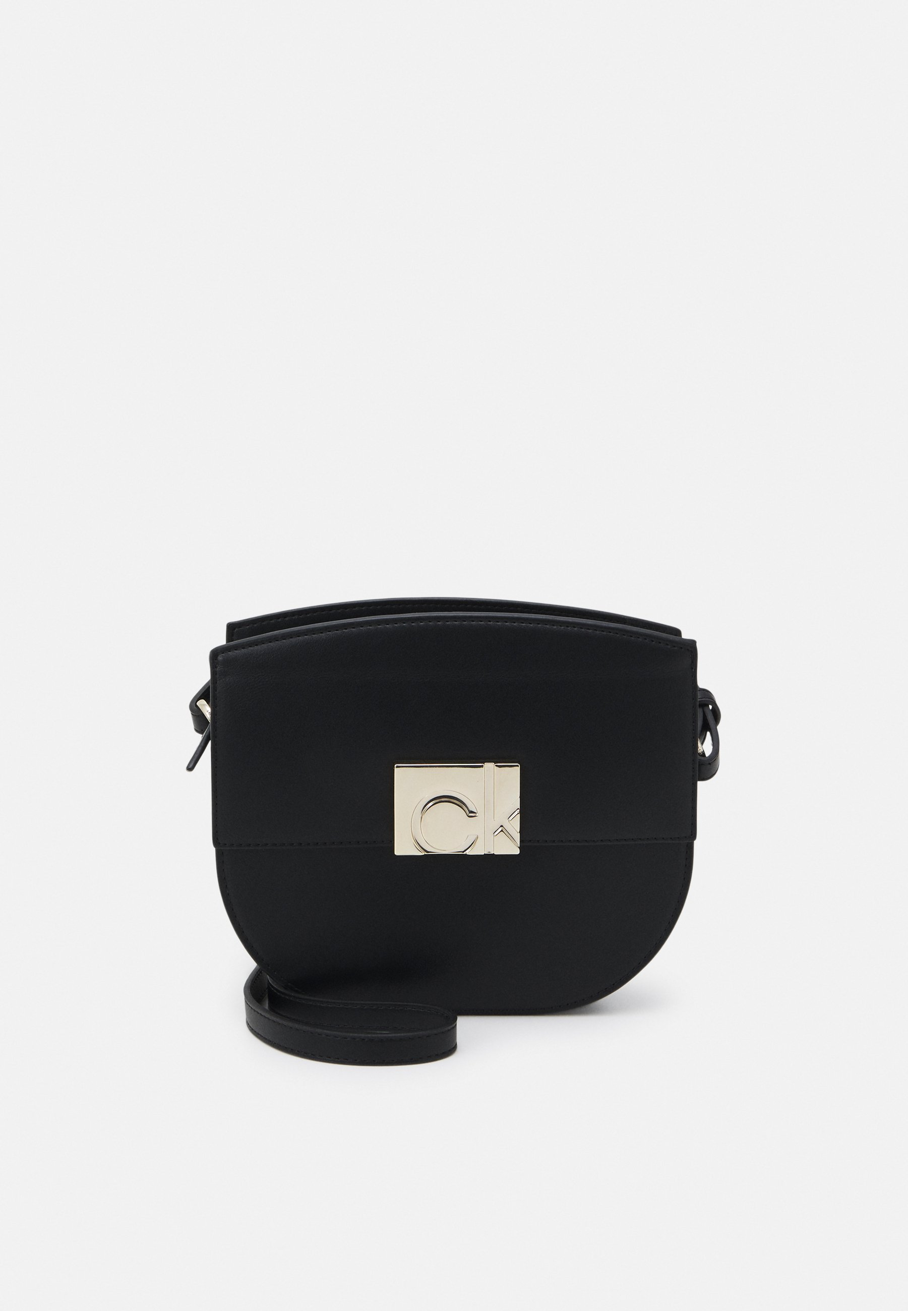 Women SADDLE BAG FLAP STRAP - Across body bag