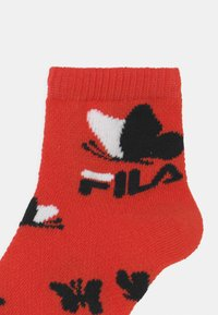 Fila - JUNIOR GIRLS QUARTER PACK 6  - Socks - multi-coloured - 2