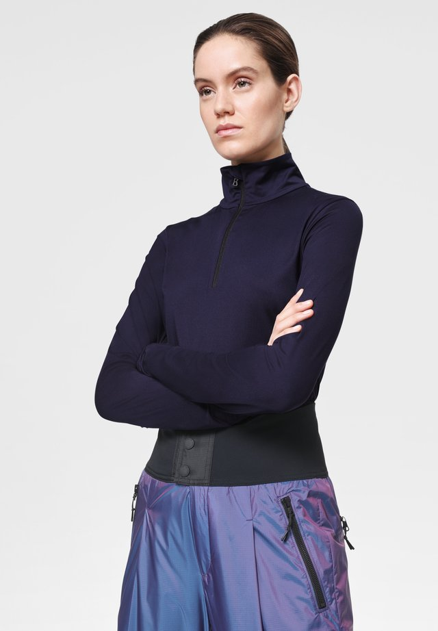 MARGO - Long sleeved top - purple