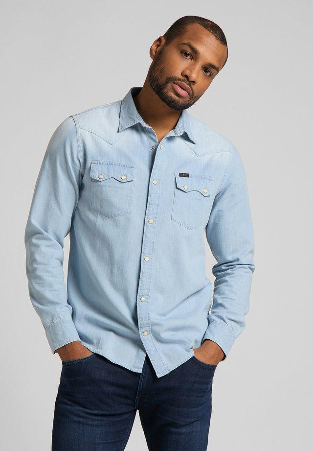 Overhemd - summer blue
