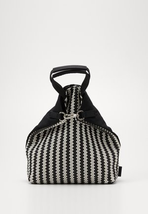 REDI X CHANGE BAG XS - Reppu - black/white