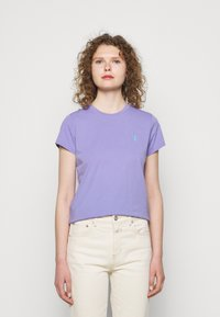 Polo Ralph Lauren - Basic T-shirt - hyacinth - 0