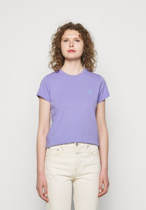 Basic T-shirt - hyacinth