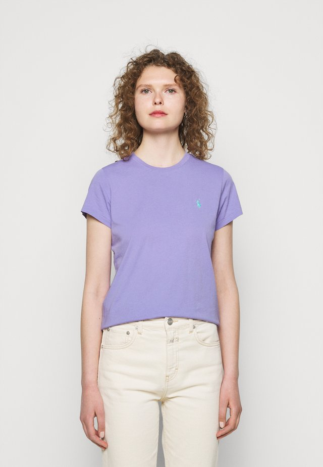 T-Shirt basic - hyacinth