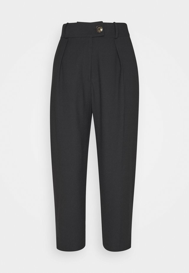 TILLY TROUSER - Pantalon classique - washed black