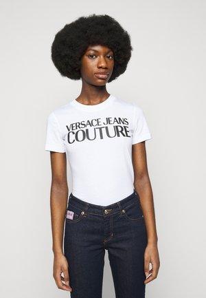 TEE - T-shirt print - optical white