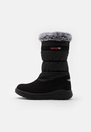 REIMATEC BOOTS SOPHIS UNISEX - Snowboots  - black
