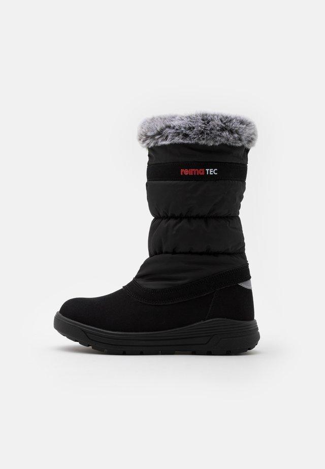 REIMATEC BOOTS SOPHIS UNISEX - Vinterstøvler - black