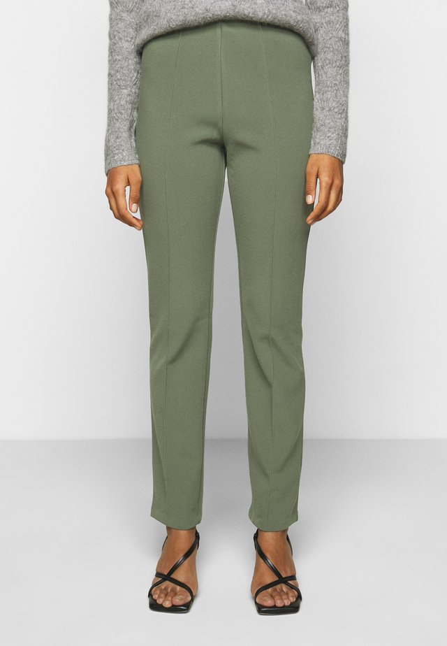 CHRISTAH - Broek - clover green