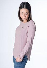 alife & kickin - LEA  - Long sleeved top - lavender - 3