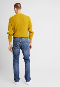 Pepe Jeans - KINGSTON ZIP - Straight leg jeans - wiser wash med used - 2