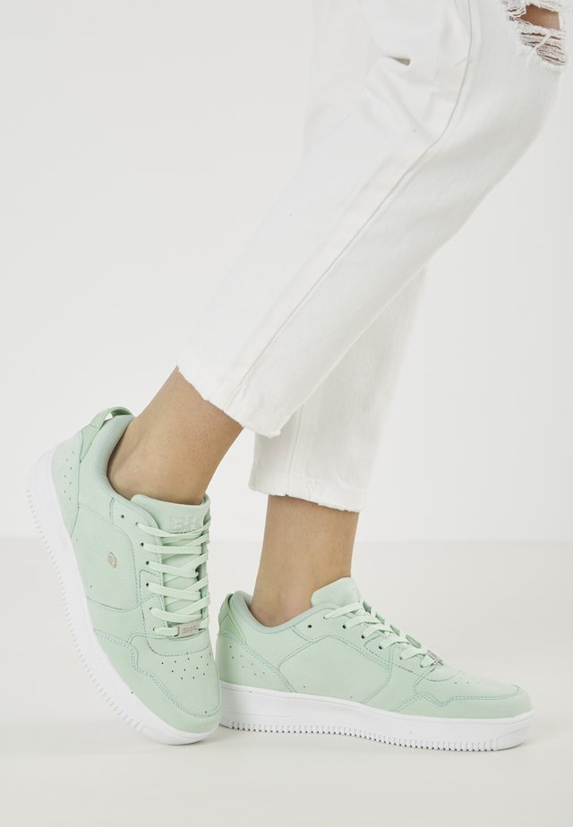 JUNE - Sneakers laag - mint