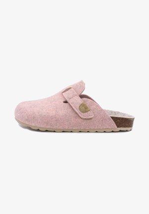 Clogs - rosa