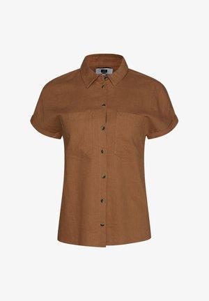 Camisa - brown