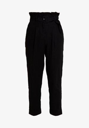 IRIS UTILITY TROUSER - Trousers - black