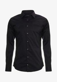 FILBRODIE EXTRA SLIM FIT - Formal shirt - black