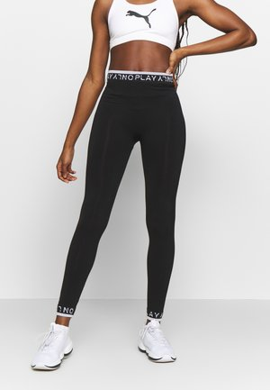 ONPPERFORMANCE CIRCULAR - Legginsy - black