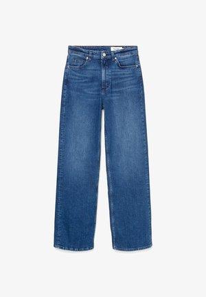 Straight leg jeans - multi/dark blue stone