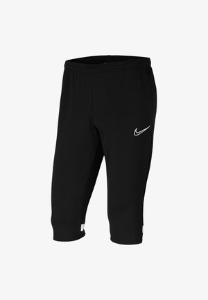3/4 sports trousers - schwarzweiss