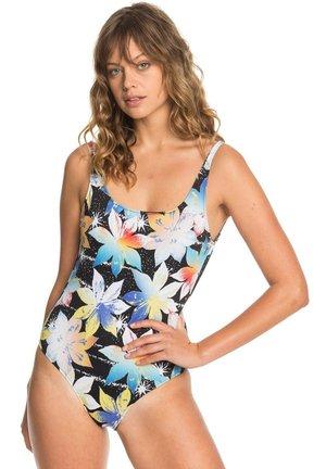 Swimsuit - black star gazer swim