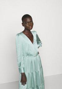 HUGO - KIMUSA - Cocktail dress / Party dress - light/pastel green - 3