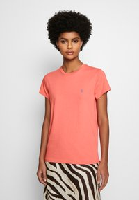 Polo Ralph Lauren - T-shirt basic - amalfi red - 0