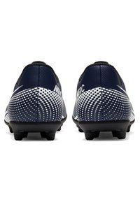 Nike Performance - MERCURIAL JR VAPOR 13 CLUB FG/MG UNISEX - Moulded stud football boots - midnight navy/white - 3