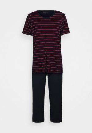 Pyjama set - blau/rot