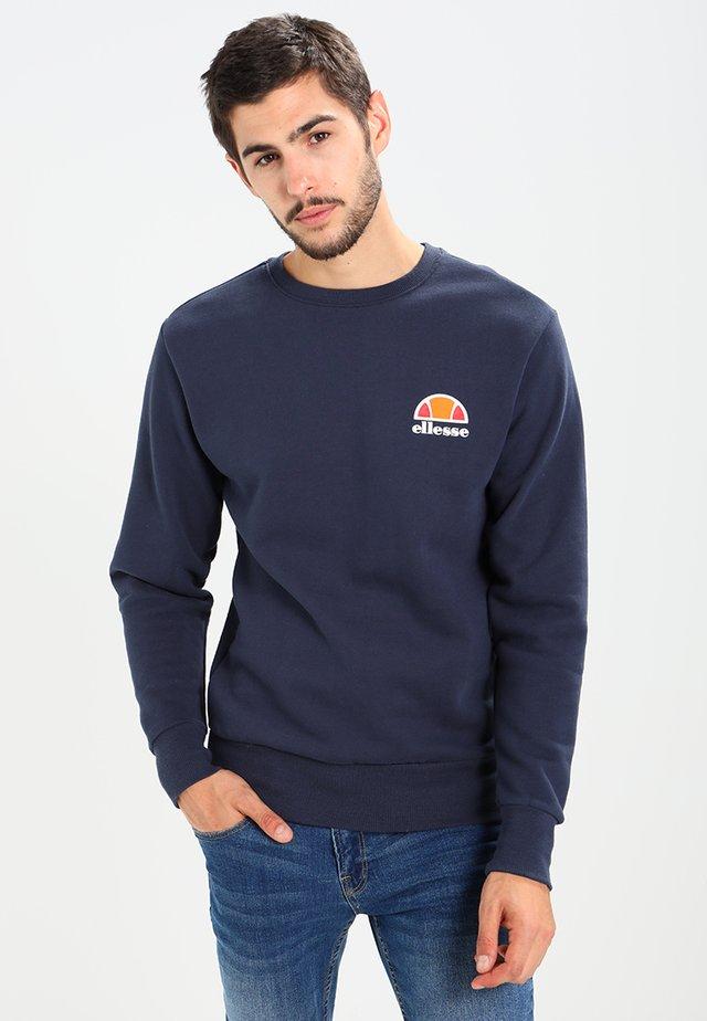DIVERIA - Sweater - dress blues