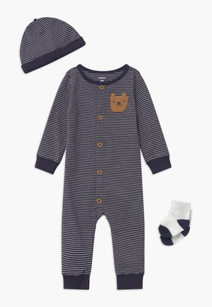 SET  - Jumpsuit - navy