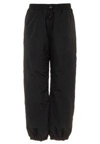 Molo - HEAT BASIC - Zimní kalhoty - black - 2