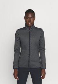 CMP - WOMAN JACKET - Fleece jacket - blue/grey - 0