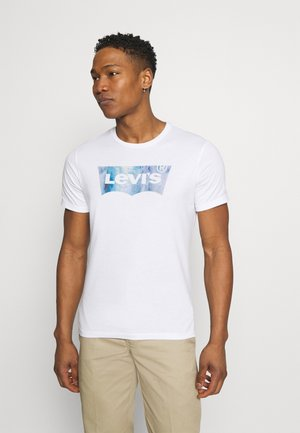 HOUSEMARK GRAPHIC TEE - Printtipaita - neutrals