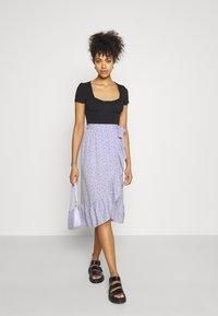 Monki - MARY LOU SKIRT - A-line skirt - lightpurple - 1