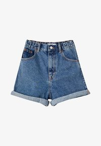PULL&BEAR - Jeans Shorts - blue - 5