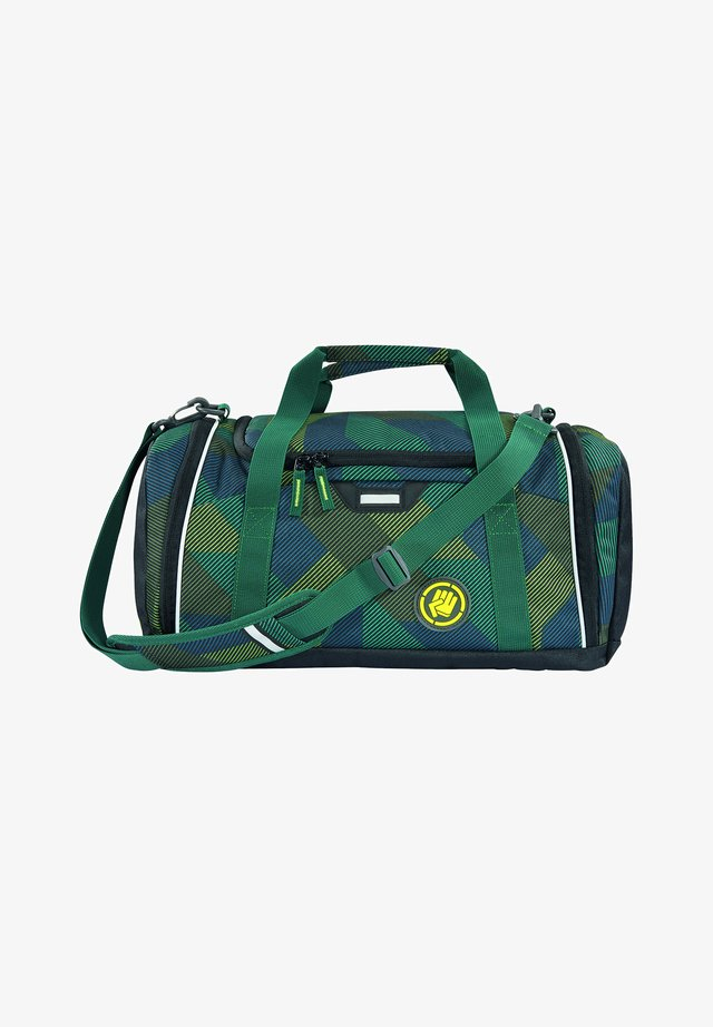 SPORTERPORTER - Sports bag - polygon bricks