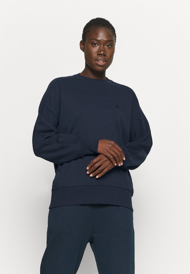ESSENTIALS  - Sweater - navy blue