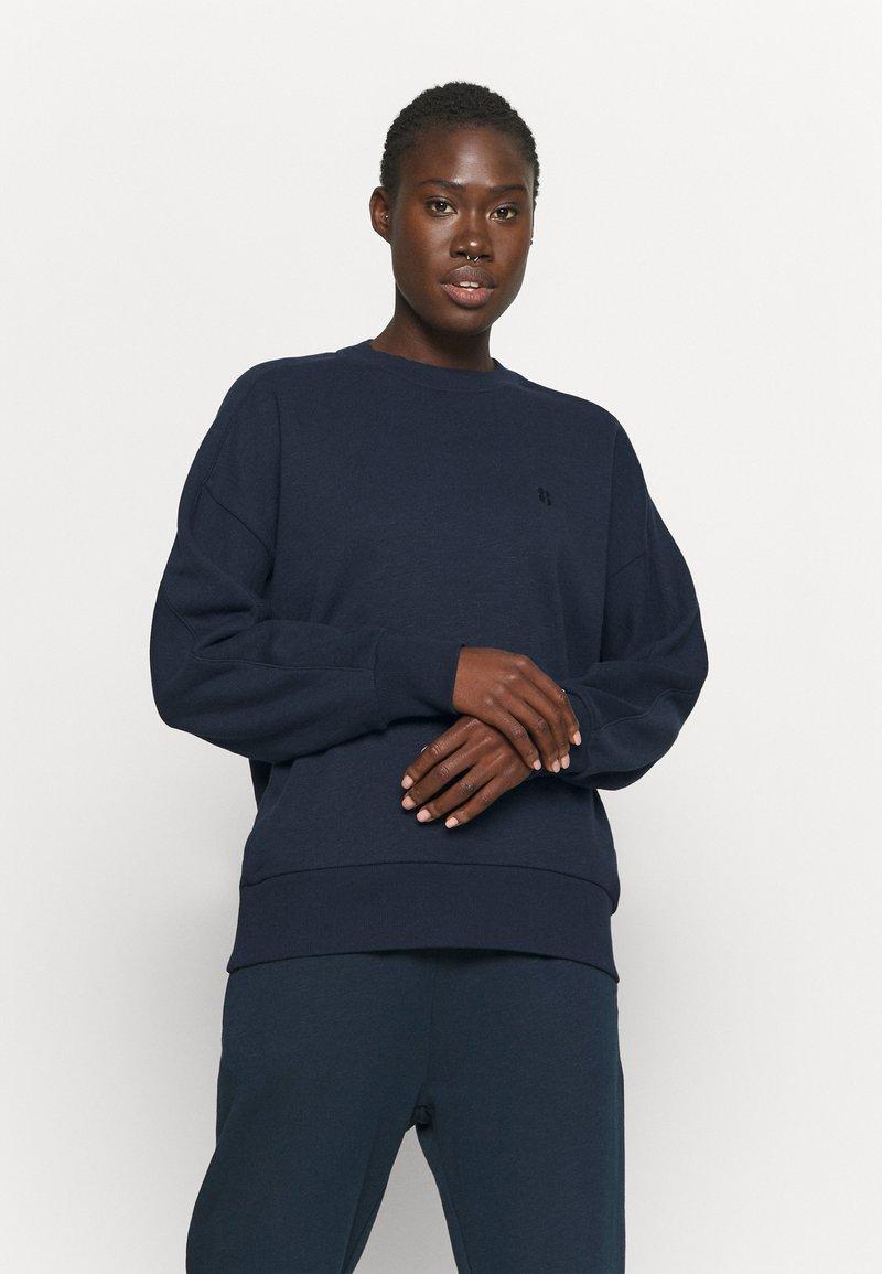 Sweaty Betty - ESSENTIALS  - Sweatshirt - navy blue