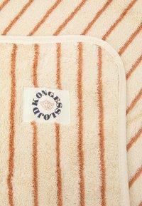 Konges Sløjd - TOWEL STRIPED - Bath towel - bisquit - 4