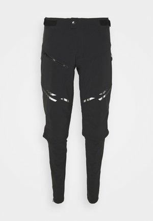MENS VIRT PANTS II - Kalhoty - black