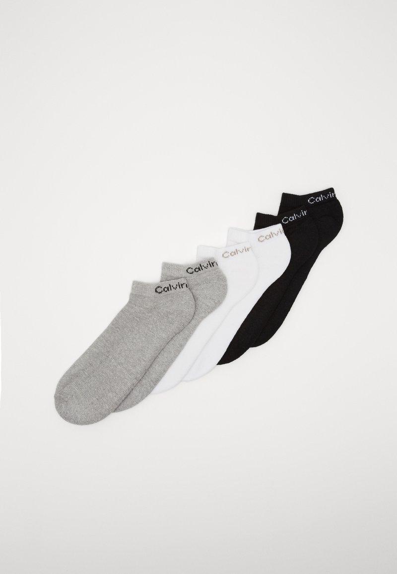 Calvin Klein Underwear - 6 PACK - Sokken - grey combo