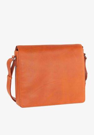 RFID  - Laptoptas - orange