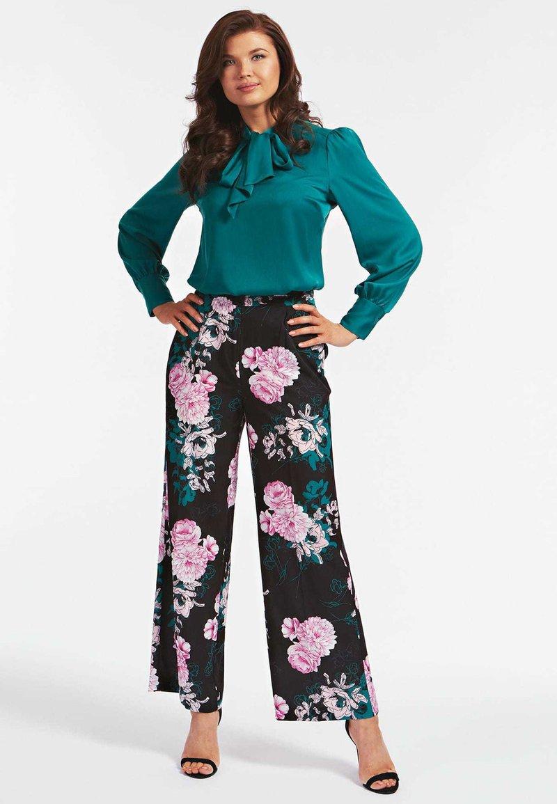Guess - Trousers - fantaisie florale