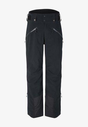 Pantalons outdoor - schwarz