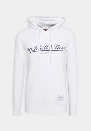 CLASSIC HOODIE - Mikina s kapucí - white