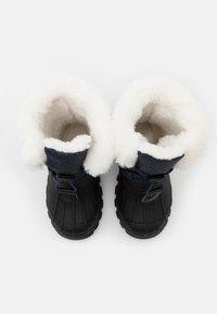Kickers - SEALSNOW UNISEX - Winter boots - marine/multicolor - 3