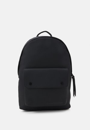 CASUAL BACKPACK - Ryggsekk - black